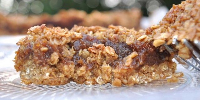 Delectable Date Flapjacks