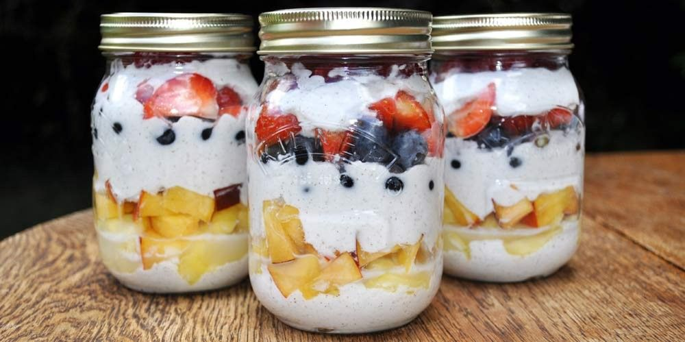 COYO Fruit Salad in a Jar
