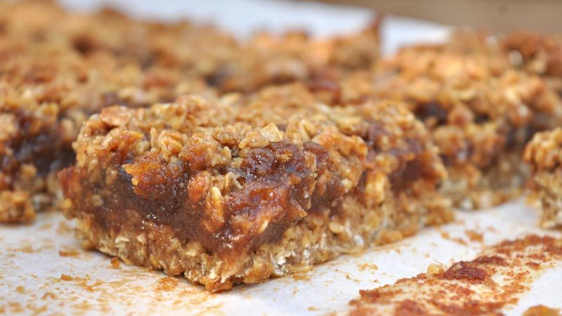 Delectable Date Flapjacks 0003