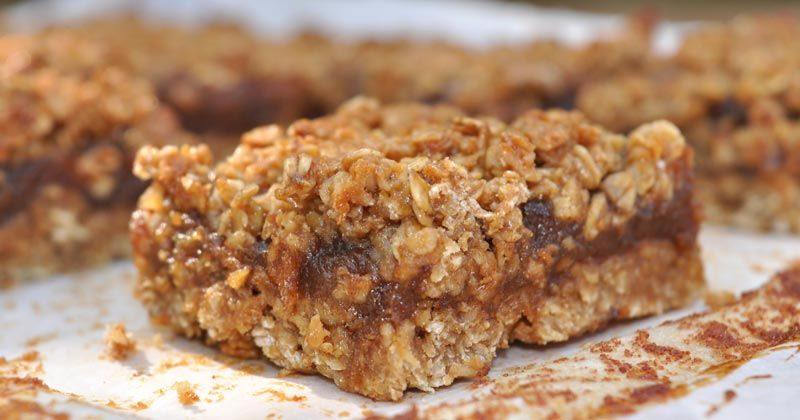 Delectable Date Flapjacks 0005