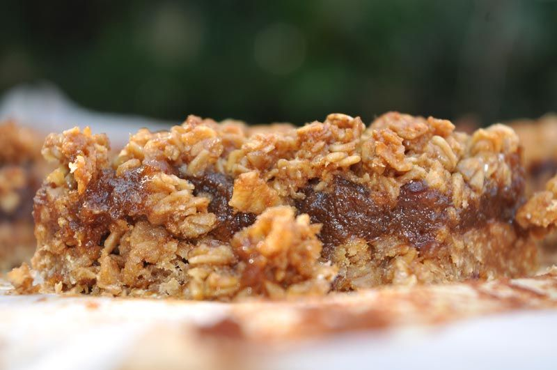 Delectable Date Flapjacks 0010