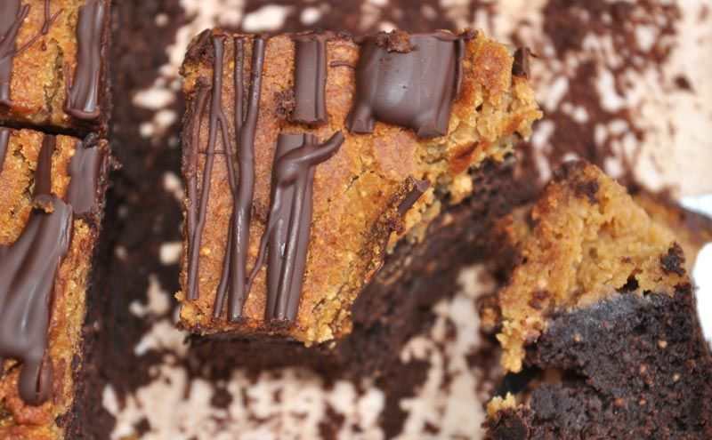 Rich-Chocolate-Pumpkin-Pie-Brownies-0006