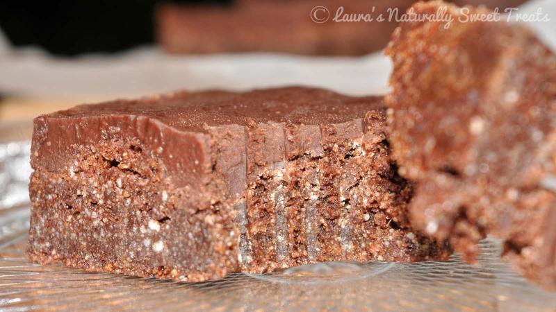 Super Chocolatey Cookie Slice