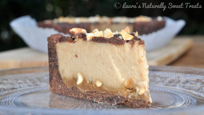 Father's Day Snickers Bar Cream Pie